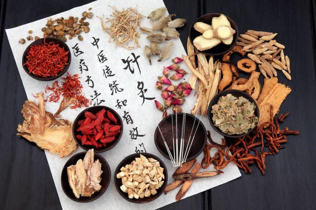 chinesische Heilkräuter